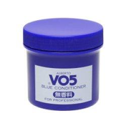 画像1: サンスター VO5 ブルーコンディショナー 無香料 250g